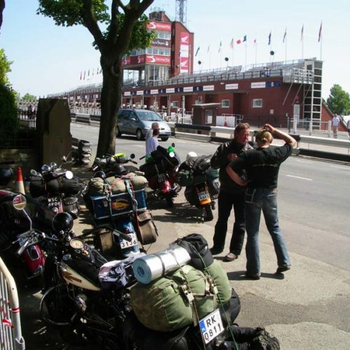 VIII Nasze Wyprawy Motocyklowe - Wyspa Man - mekka motocyklistów
