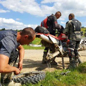 VIII Nasze Wyprawy Motocyklowe – Enduro Polulanka