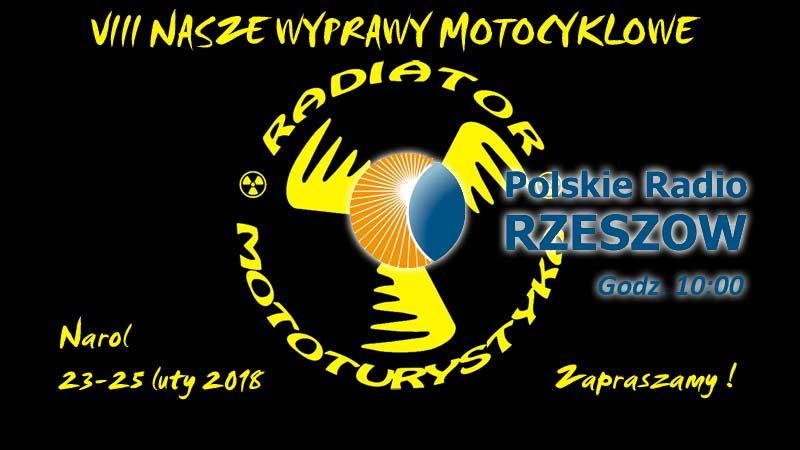 Zapowiedź VIII NWM na antenie Polskiego Radia Rzeszów