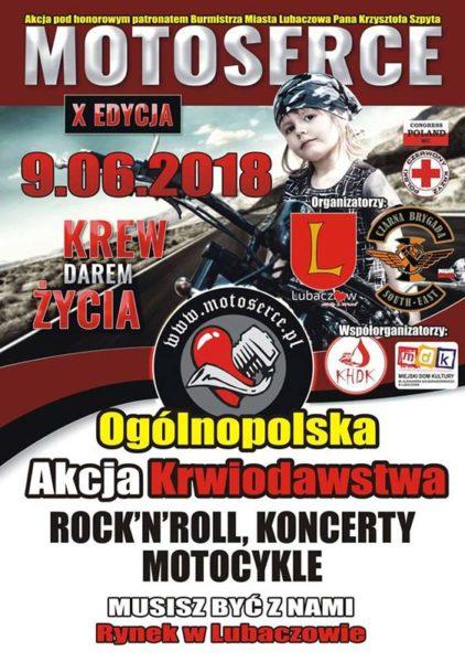 Motoserce Lubaczów 2018