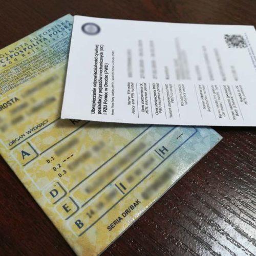 Od 1 października pojedziesz bez dowodu rejestracyjnego i polisy OC