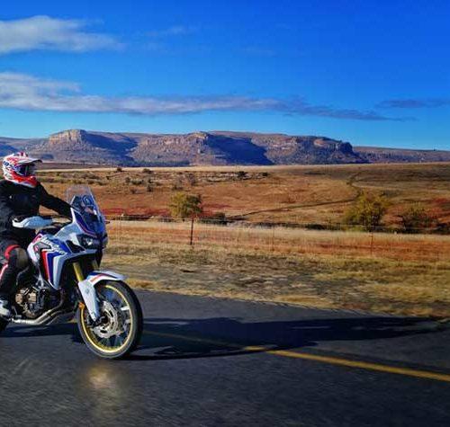 Honda Adventure Roads - południowa Afryka 2019