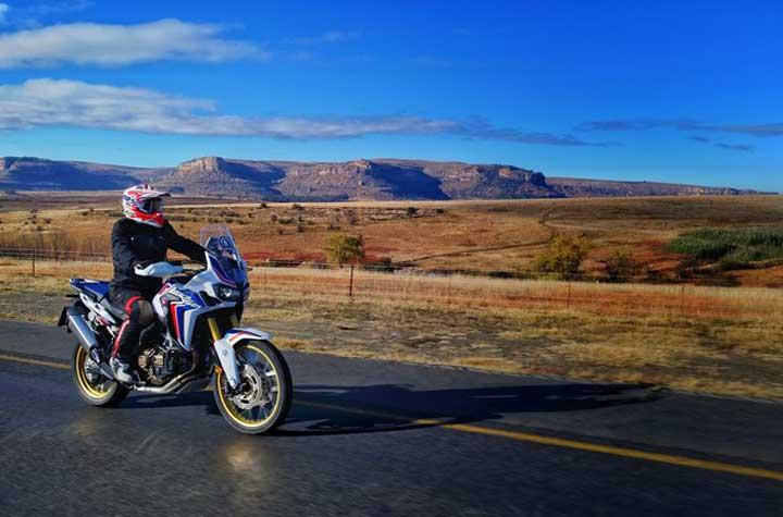Honda Adventure Roads – południowa Afryka 2019