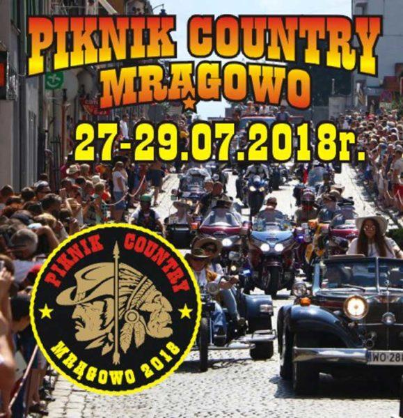 37 PIKNIK COUNTRY & FOLK - Mrągowo