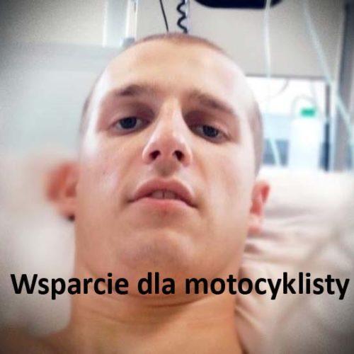 Zgubiła go pasja do motocykli - Siepomaga