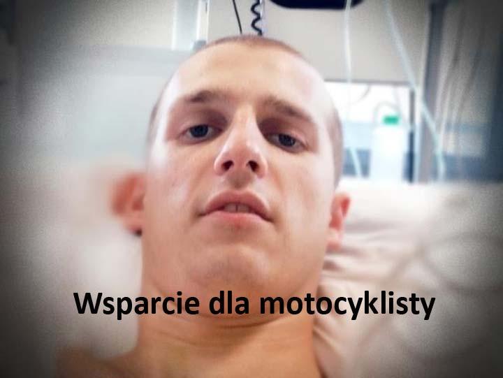 Zgubiła go pasja do motocykli – Siepomaga