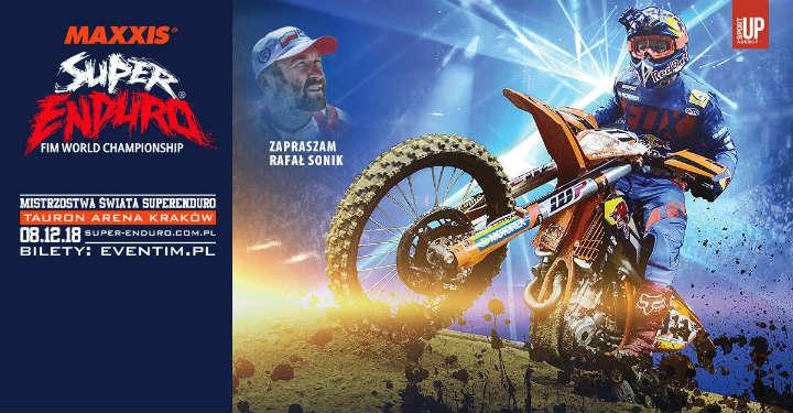Mistrzostwa Świata SuperEnduro - Kraków 2018