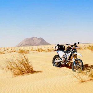 IX Nasze Wyprawy Motocyklowe - Sto jeden kilometrów do...