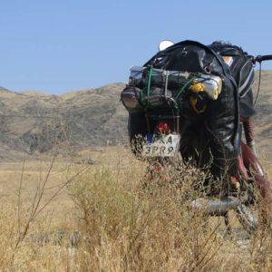 IX Nasze Wyprawy Motocyklowe - SHL do Kirgistanu