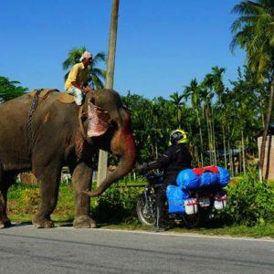 IX Nasze Wyprawy Motocyklowe - Motocyklowe Indie - Himalaje i łowcy głów