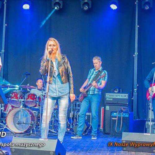 IX Nasze Wyprawy Motocyklowe – koncert 32 Band