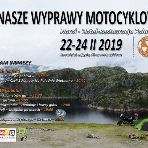 IX Nasze Wyprawy Motocyklowe – Narol 2019
