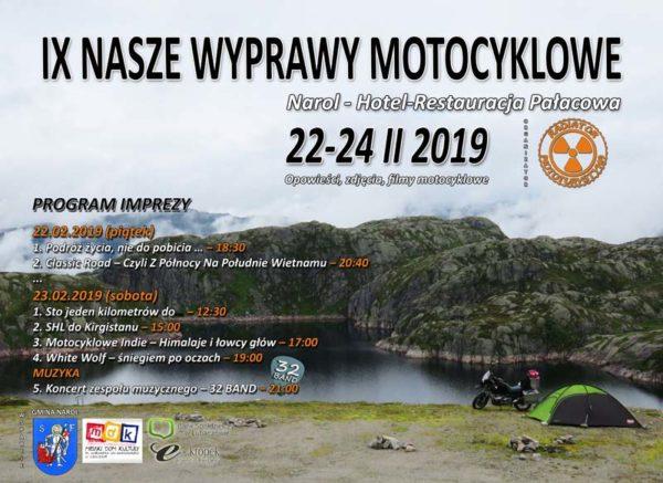 IX Nasze Wyprawy Motocyklowe