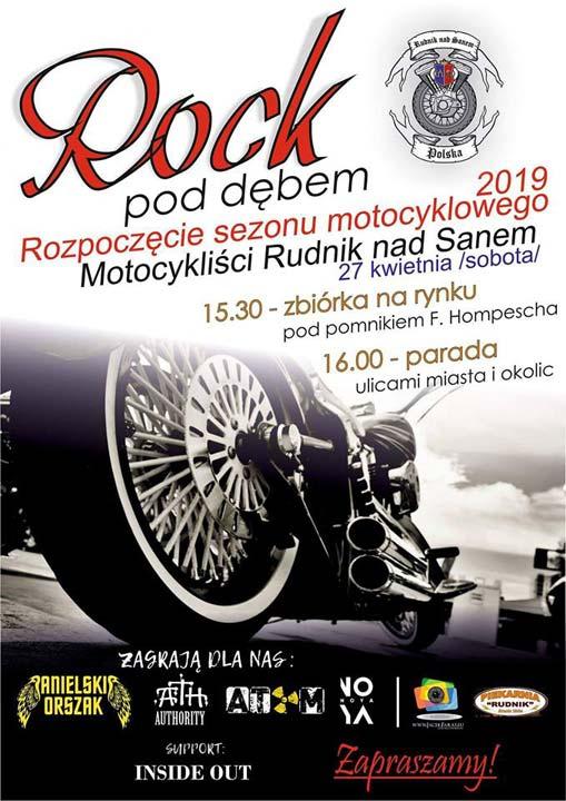 Rozpoczęcie Sezonu Motocyklowego Rudnik 2019