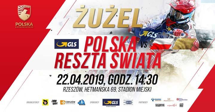 Żużel - Polska - Reszta Świata - Rzeszów