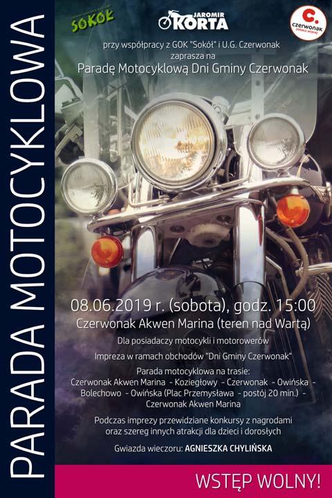 PARADA MOTOCYKLOWA Czerwonak