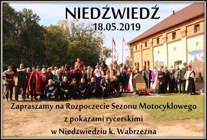 Zlot Motocyklowy Niedźwiedź 2019