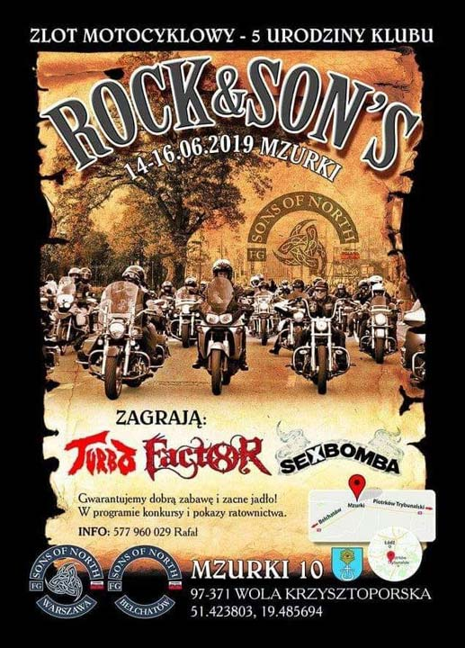 Rock&Sons 2019
