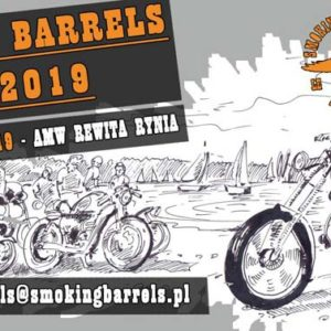 Bike & Barrels Party 2019 Rynia