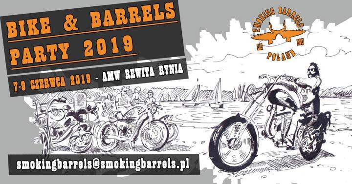Bike & Barrels Party 2019 Rynia