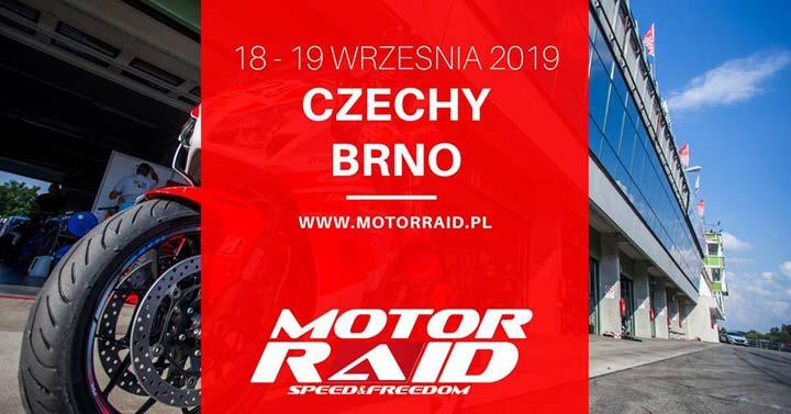 Track Day Brno wrzesień 2019