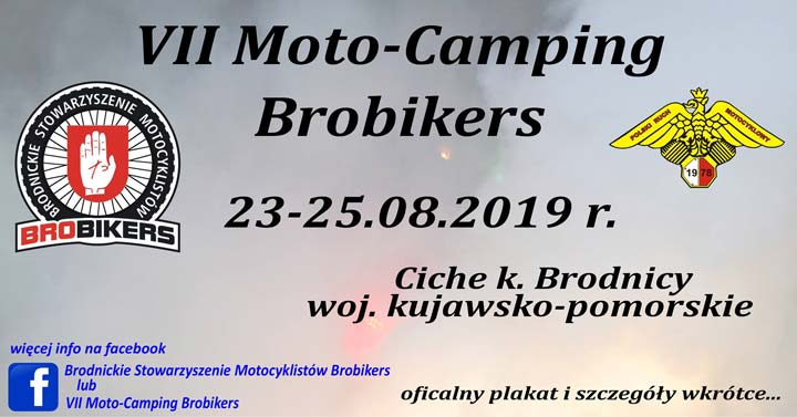 VII Moto-Camping Brobikers