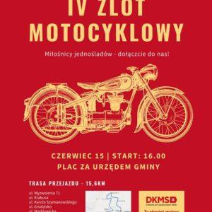 IV Zlot Motocyklowy Marklowice