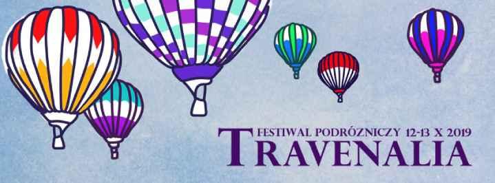 Festiwal Podróżniczy Travenalia 2019