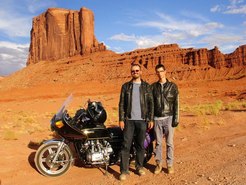 X Nasze Wyprawy Motocyklowe - Od Pacyfiku do Atlantyku na Złotym Skrzydle '79