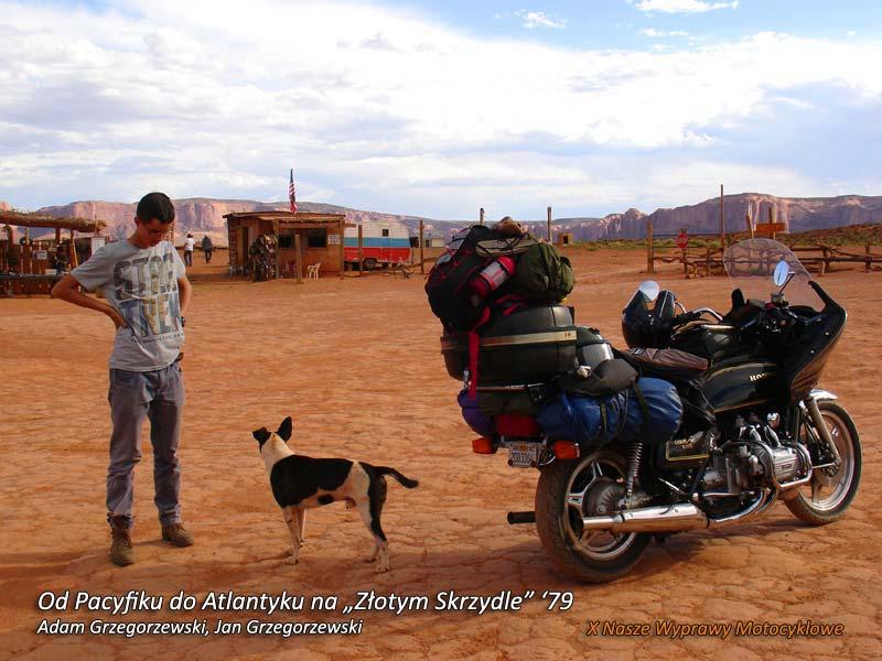 X Nasze Wyprawy Motocyklowe – Od Pacyfiku do Atlantyku na Złotym Skrzydle '79