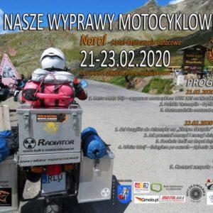 X Nasze Wyprawy Motocyklowe – Narol 2020