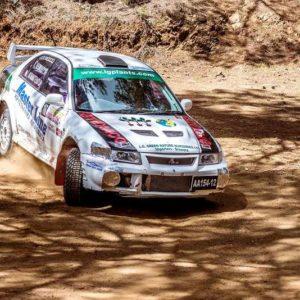 Ile kosztuje auto na rajd WRC?