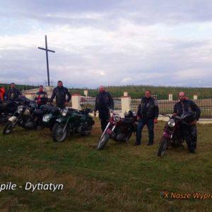X Nasze Wyprawy Motocyklowe - Polskie Termopile, Dytiatyn