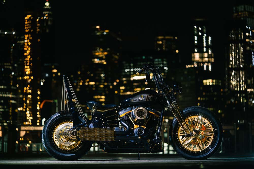 Motocykl GOC Nowy Jork – Rzeszów z pierwszym miejscem za oceanem