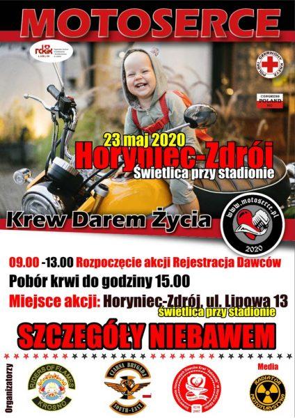 Motocerce Horyniec-Zdrój 2020