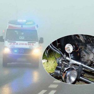 Nie żyją motocykliści - przyczyną covid