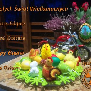Wesołych Świąt Wielkanocnych 2021