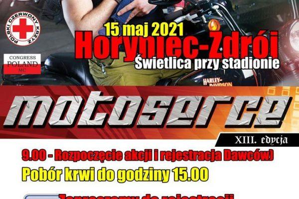 Motoserce Horyniec-Zdrój 2021