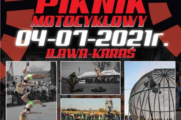 PIKNIK MOTOCYKLOWY X-MOTO TEAM - Iława
