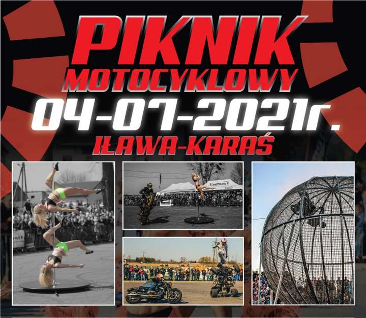 PIKNIK MOTOCYKLOWY X-MOTO TEAM – Iława