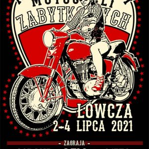 XIV Nocny Rajd Motocykli Zabytkowych - Łówcza 2021